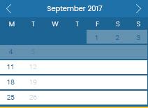 Car Calendar